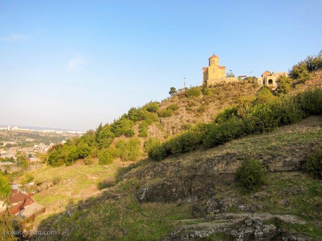 Монастырь Табори, Тбилиси