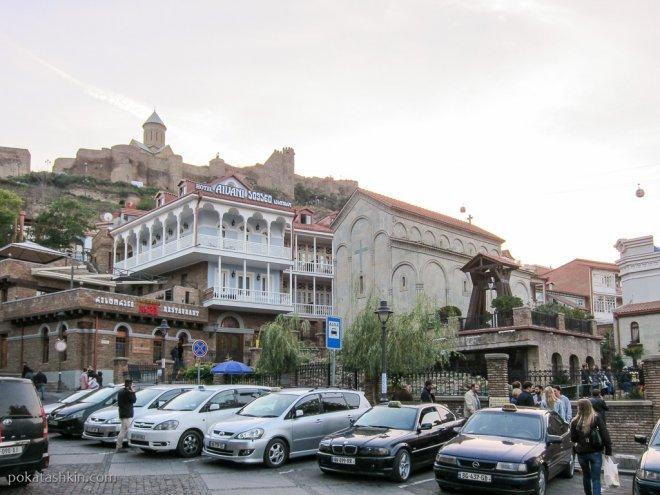 Тбилисский археологический музей