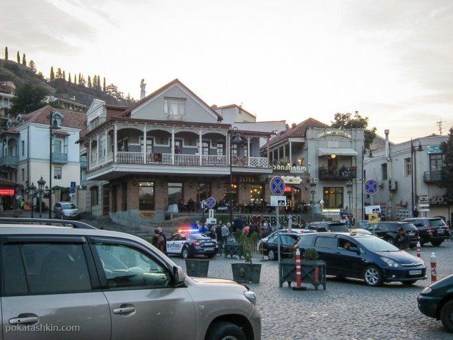 Самикитно, Тбилиси