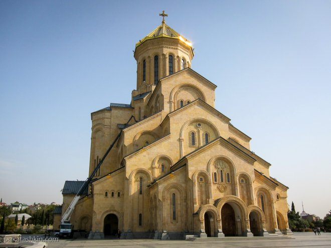Цминда Самеба (Собор Святой Троицы)