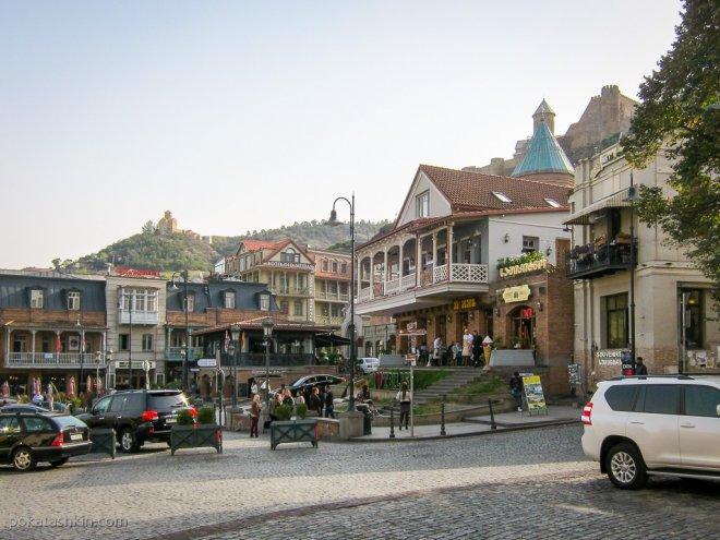 Площадь Горгасали