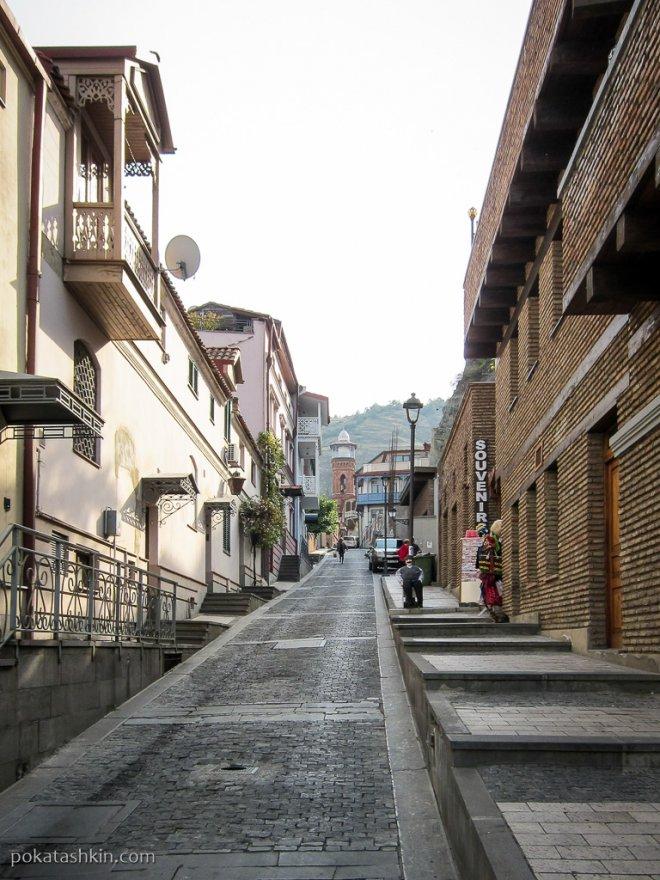 Улица Ботаническая
