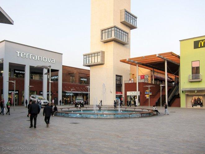 Гипермаркеты в Тбилиси