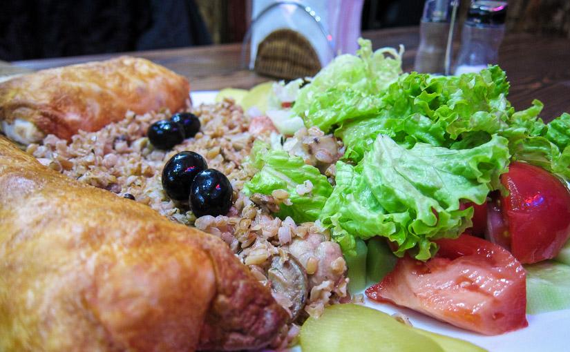 Bon Appetit: №350: Кафе «Палермо» (Тбилиси)