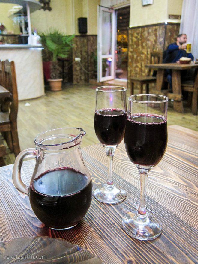 Вино на разлив