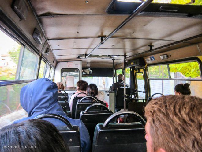 Тбилисский автобус