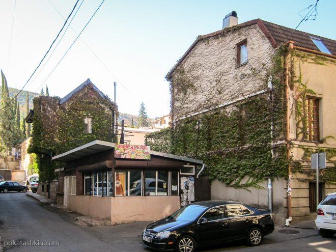 Тбилиси, ул. Якова Гогебашвили