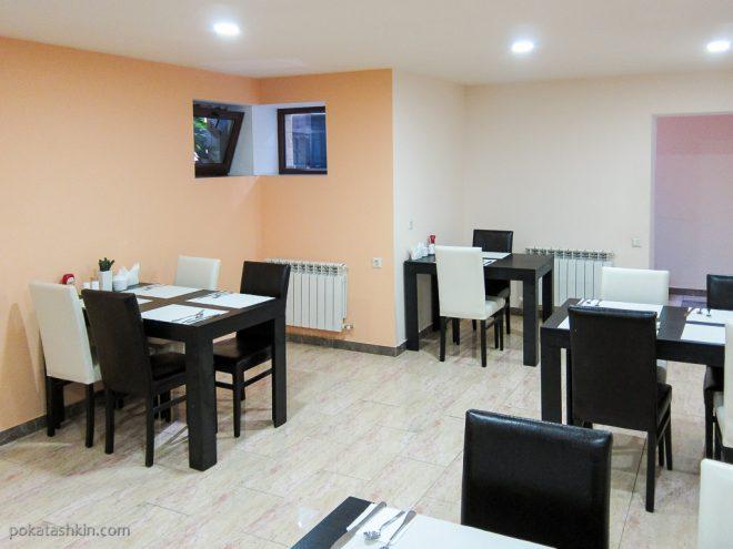 Столовая в Hotel Sani *** (Тбилиси)