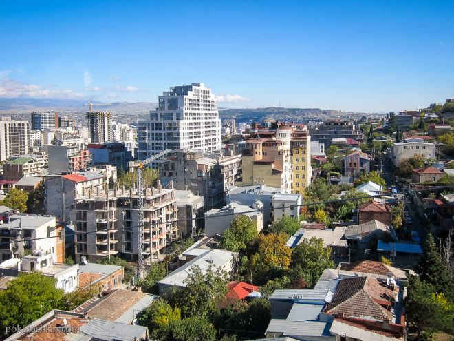 Район Ваке, Тбилиси