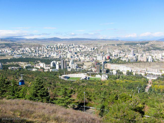 Стадион имени Михаила Месхи, Тбилиси