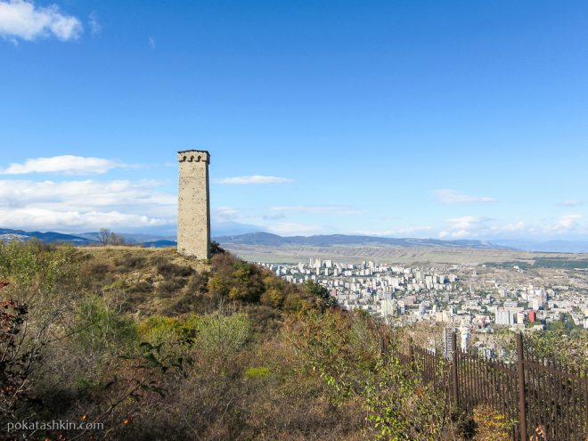 Сванская башня, Тбилиси
