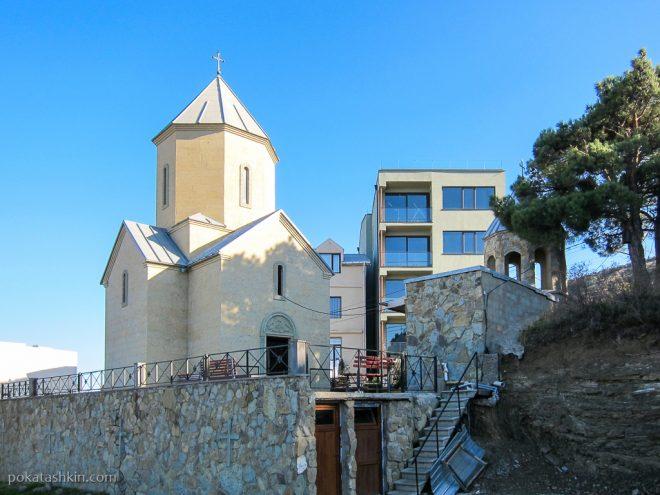 Церковь, Тбилиси