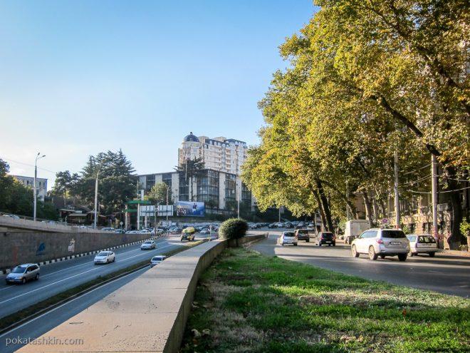 Улица Мераба-Костава