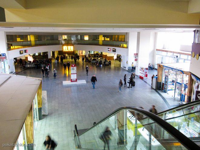 Вокзал, Тбилиси