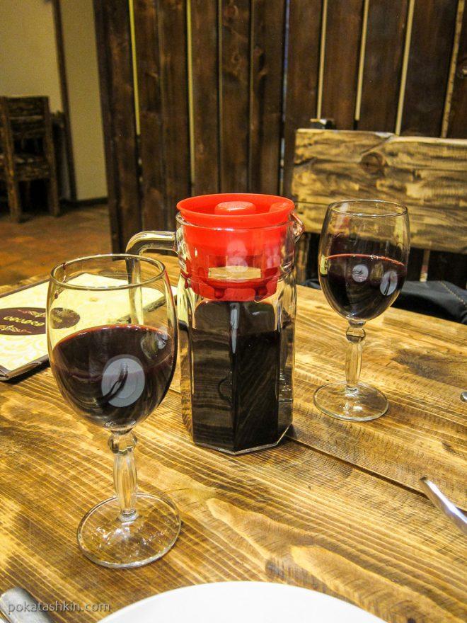 Разливное вино