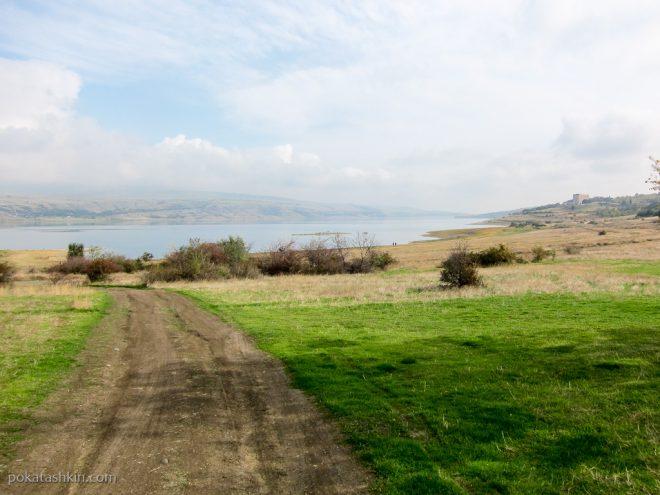 Тбилисское водохранилище (Тбилисское море)