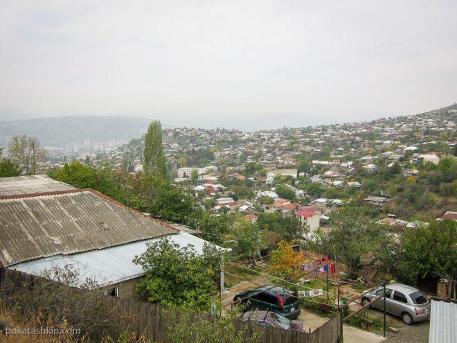 Одноэтажный Тбилиси