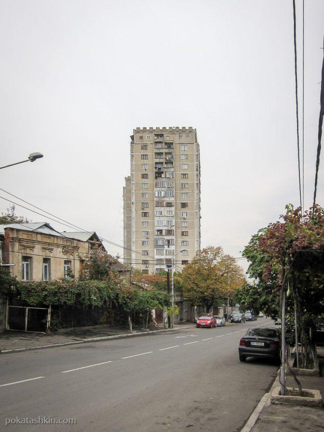 Грузинский самострой