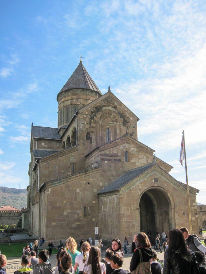 Кафедральный собор Светицховели (Мцхета)