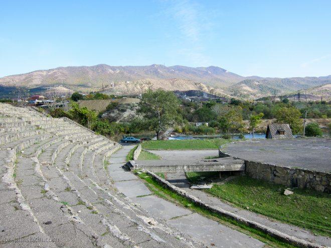 Амфитеатр в Мцхете