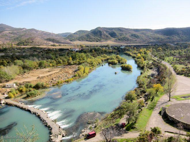 Река Арагви