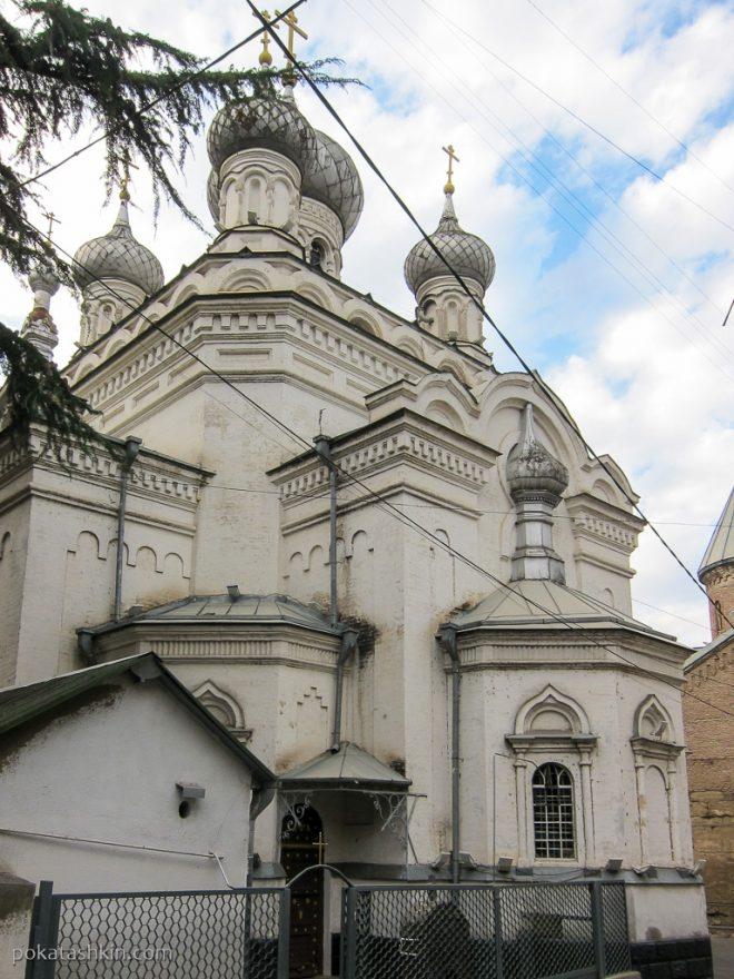 Церковь Иоанна Богослова (Тбилиси)