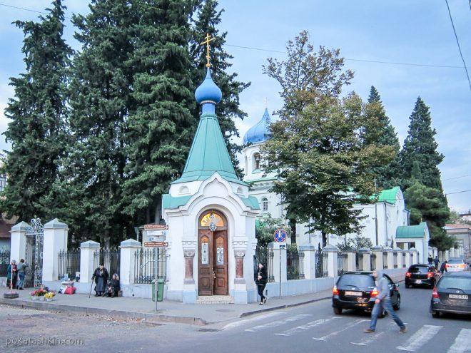 Церковь Святого Александра Невского (Тбилиси)