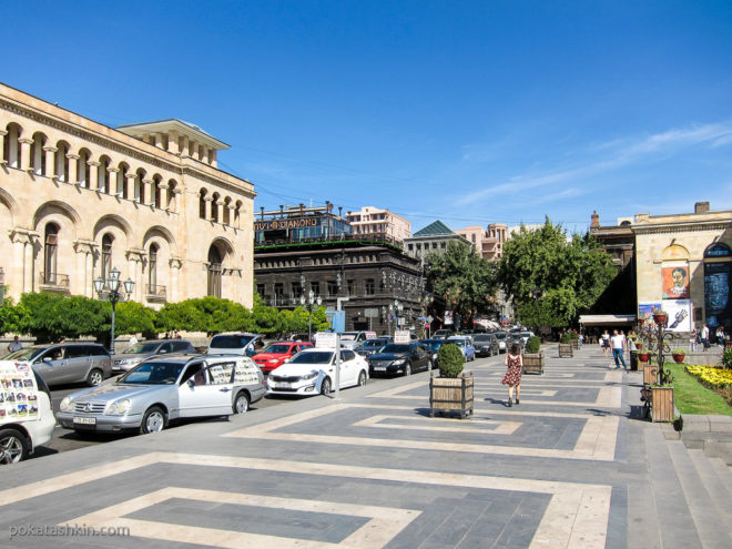 Улица Абовяна (Ереван)