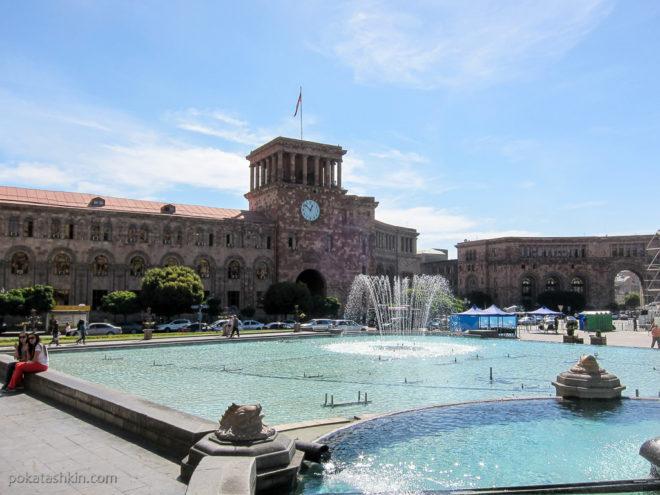 Поющие фонтаны (Ереван)