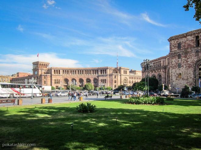 Площадь Республики (Ереван)
