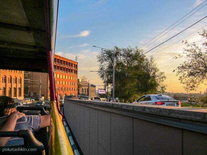 "Экскурсия ""Yerevan City Tour"""