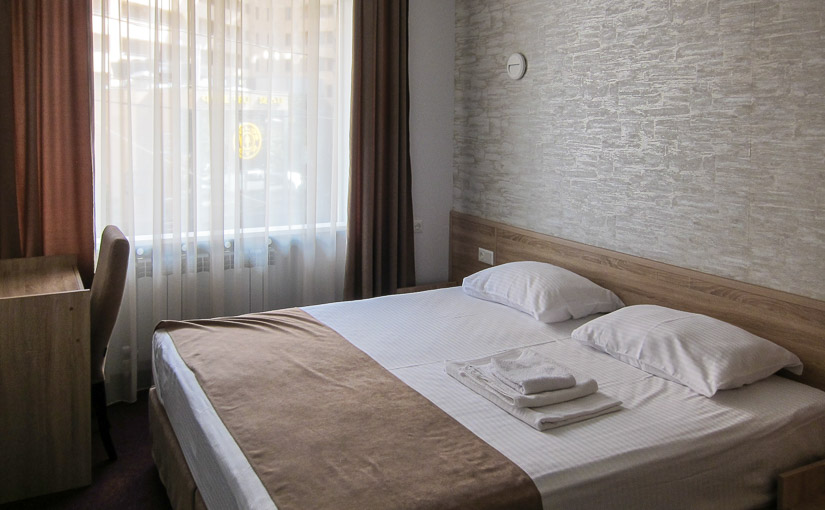 Bon Voyage: №37: Hobby Hotel *** (Ереван)
