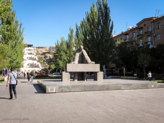 "Архитектурный комплекс ""Каскад"" (Ереван)"