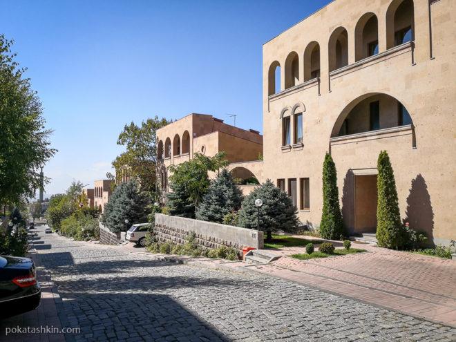 Коттеджи и таун-хаусы в Ереване