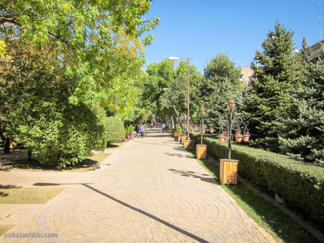 Парка имени Ваагна Давтяна