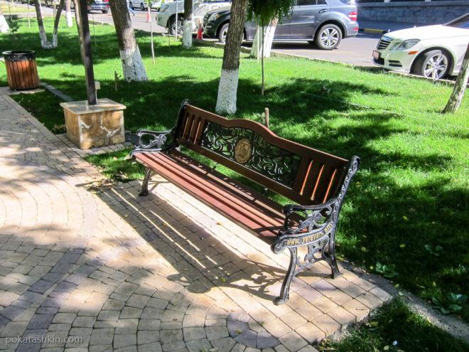 Ереванская скамейка