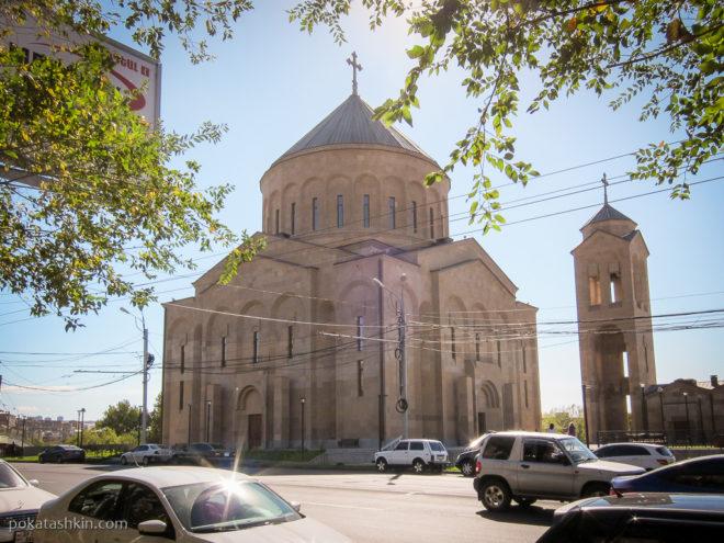Церковь Сурб Анна (Ереван)