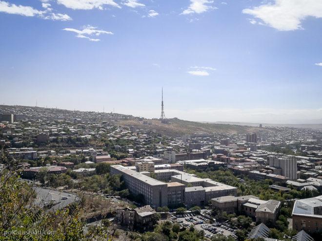 Ереванская телебашня