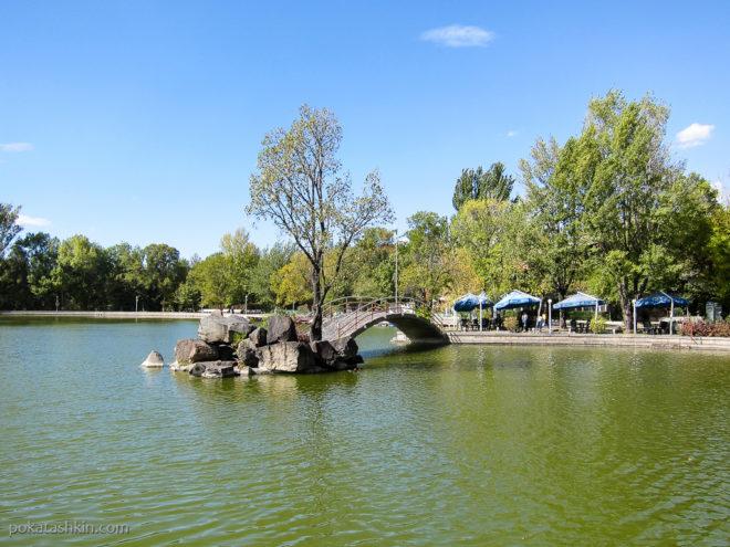 Озеро Аревик