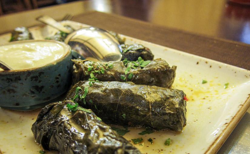 Bon Appetit: №355: Ресторан «Таверна Ереван», ул. Амиряна, 5 (Ереван)