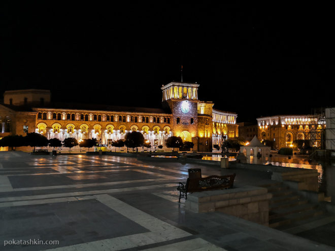 Правительственный дом №1 (Ереван)
