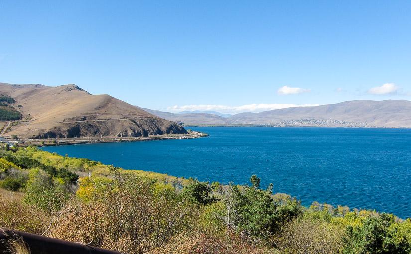 Ереван. День 3. Озеро Севан, Дилижан, монастыри Агарцин и Гошаванк, Абовян