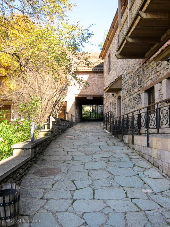 Улицы старого Дилижана