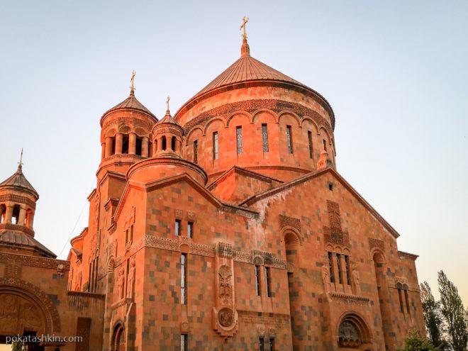 Церковь Святого Иоанна Крестителя в Абовяне